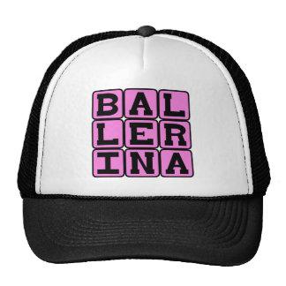 Ballerina Ballet Dancer Hat