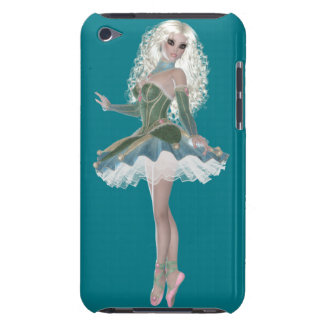 Ballerina Ballet iPod Touch, Barely There iPod Touch Case-Mate Case