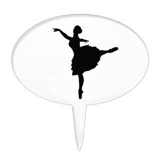 Ballerina Cake Pick