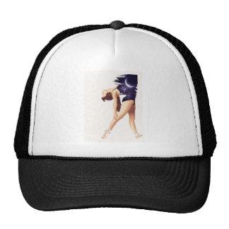 ballerina cap