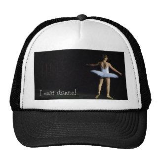 Ballerina Cap Trucker Hats