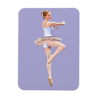 Ballerina Customizable Magnet