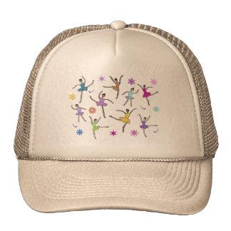 Ballerina Dance Cap Trucker Hat