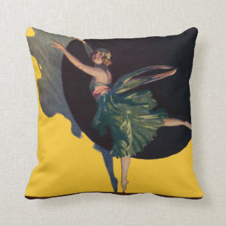 Ballerina Dance Tutu Costume Dress Vintage Cushion