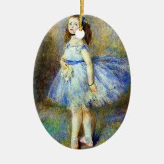 Ballerina Dancer Christmas Ornament