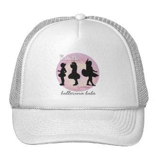 Ballerina Dancers Trucker Hat