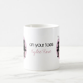 Ballerina Dancers Coffee Mugs