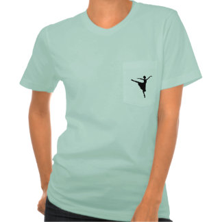BALLERINA En Pointe (Ballet Dancer silhouette) ~ T Shirt