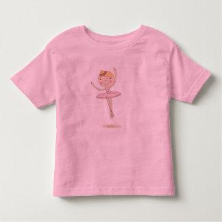 ballerina fly toddler T-Shirt