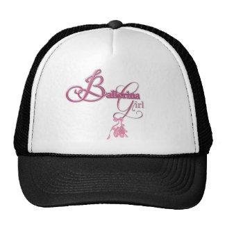 Ballerina Girl Hat