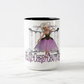 Ballerina - Hardcore Couture Mugs