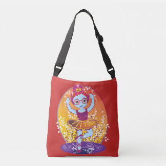 Ballerina in Glasses Bag