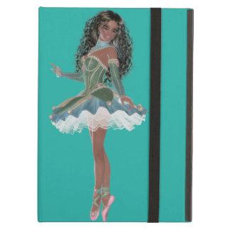 Ballerina iPad Air Case with No Kickstand