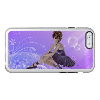 Ballerina iPhone 6/6s Feather® Shine, Silver Incipio Feather® Shine iPhone 6 Case