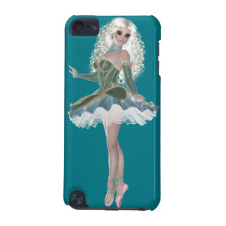 Ballerina iPod Touch 5g, Barely There iPod Touch (5th Generation) Cover