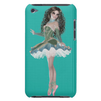 Ballerina iPod Touch, Barely There Case