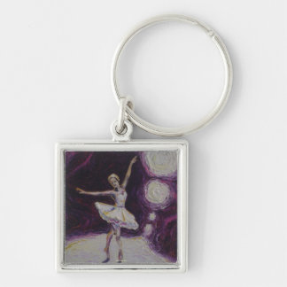 Ballerina Key Chain