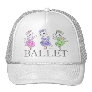 Ballerina Kitty Trio Hat