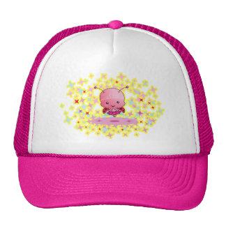 Ballerina Ladybug Hat