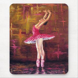 Ballerina Mouse Pad