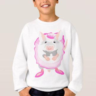 ballerina mouse sweatshirt