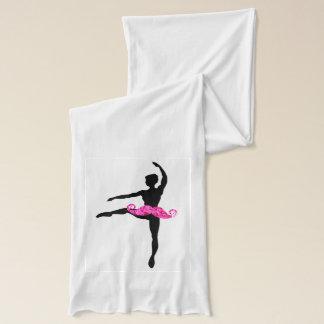 Ballerina Mustache Scarf