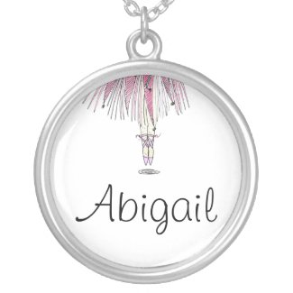 Ballerina Necklace