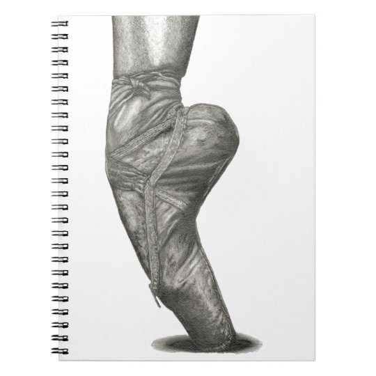 Ballerina NOTEBOOK