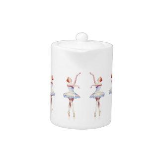 Ballerina On Pointe