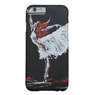 ballerina painting iPhone 6 case