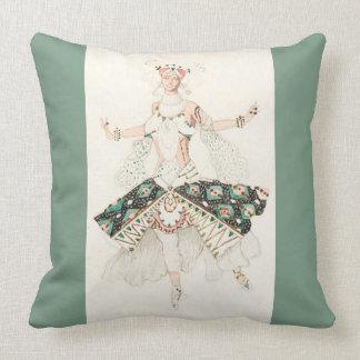 Ballerina Pillow Cushion