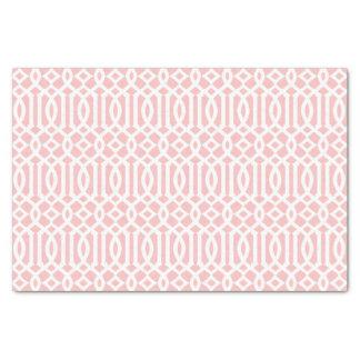 Ballerina Pink Trellis | Tissue Paper