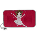 Ballerina Princess Cherry™ Speakers