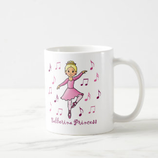 Ballerina Princess Coffee Mug