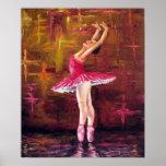 """Ballerina"" Print"