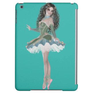 Ballerina Savvy Matte iPad Air Case