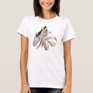Ballerina Shoes T-Shirt