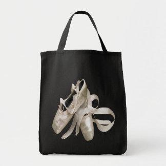 Ballerina Shoes Tote Bag