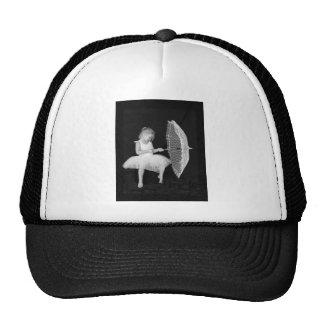 Ballerina Umbrella Hats
