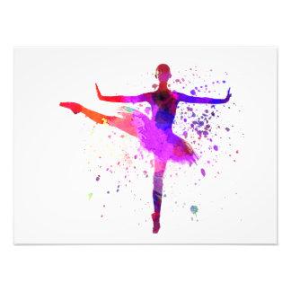 Ballerina Woman ballet to dancer dancing Art Photo