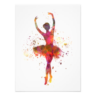 Ballerina Woman ballet to dancer dancing Photograph