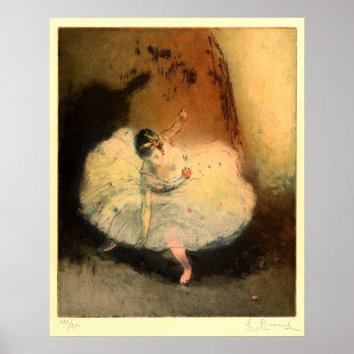 Ballerinas II (Danseuse) Poster