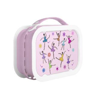 Ballerinas Lunch Box