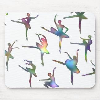 Ballerinas Mouse Mat