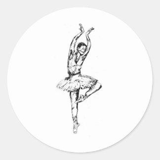 ballet3 sticker