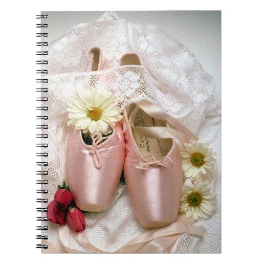 Ballet#5-Notebook Notebooks