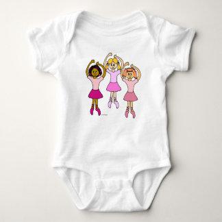 Ballet Apparel Baby Bodysuit