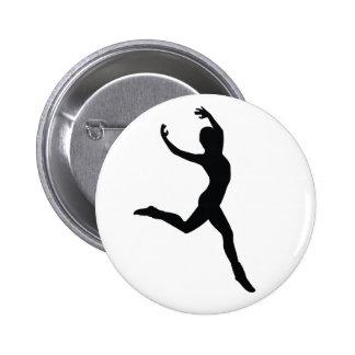 Ballet Pinback Buttons