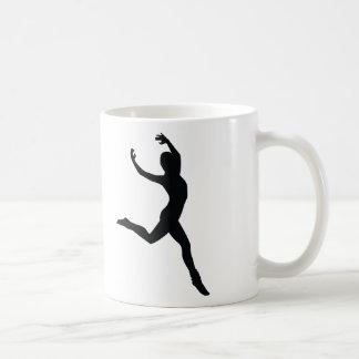 Ballet Basic White Mug