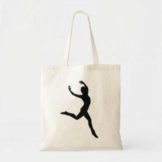 Ballet Budget Tote Bag